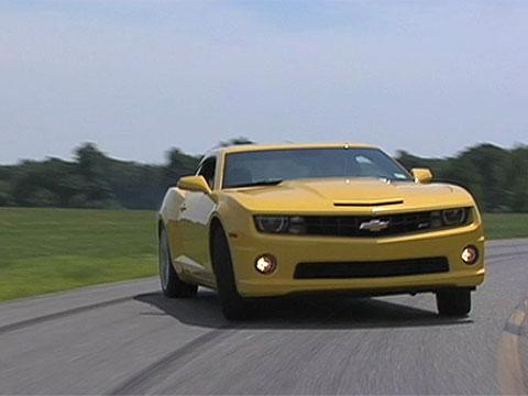 Chevrolet Camaro 2009-2011 Road Test