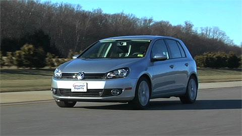 Volkswagen Golf 2010-2014 Road Test