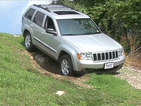 Jeep Grand Cherokee 2008-2010 Road Test