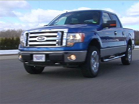 Ford F-150 2009-2010 Road Test