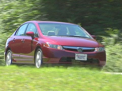 Honda Civic 2006-2011 Road Test