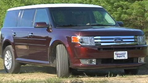 Ford Flex 2009-2012 Road Test