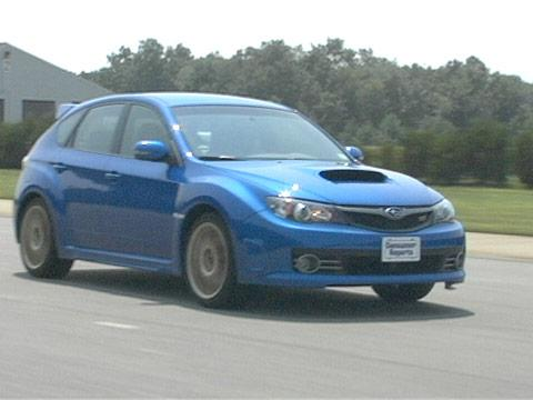 Subaru WRX STi 2008-2010 Road Test