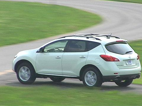 Nissan Murano 2009-2014 Road Test