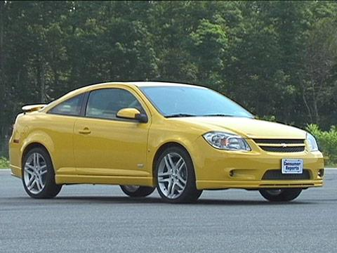 chevrolet cobalt 2005 2010 road test. Black Bedroom Furniture Sets. Home Design Ideas