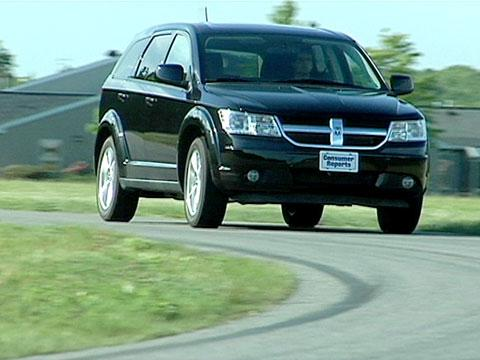 Dodge Journey 2008-2010 Road Test