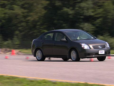 Nissan Sentra 2007-2012 Road Test