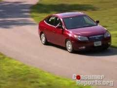 Hyundai Elantra 2007-2010 Review
