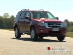 Ford Escape 2008 Road Test