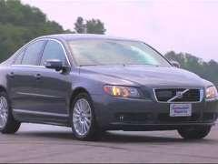 Volvo S80 2007 Road Test