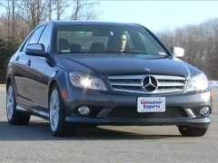 Mercedes-Benz C300 2008-2011 Road Test