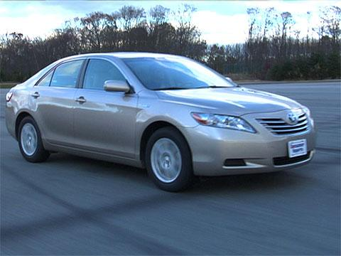 Toyota Camry 2006-2011 Road Test