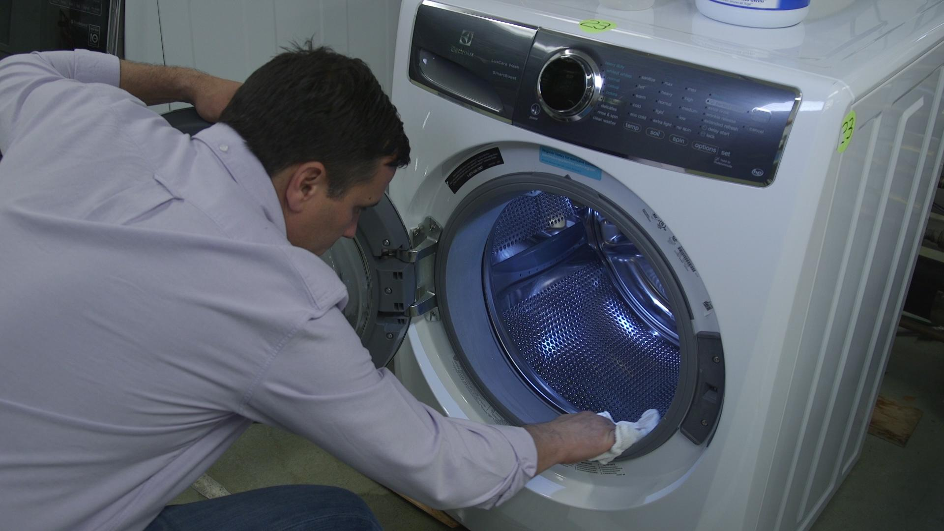Washing Machine Inside ~ How to clean your washing machine consumer reports