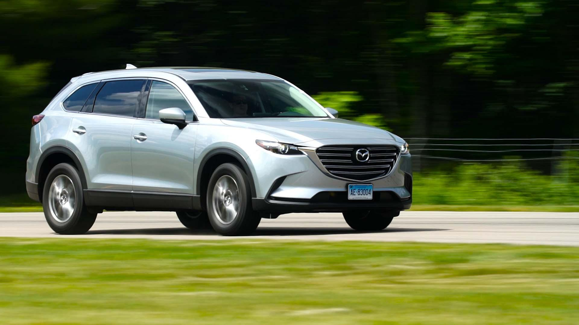 2016 mazda cx 9 review consumer reports. Black Bedroom Furniture Sets. Home Design Ideas