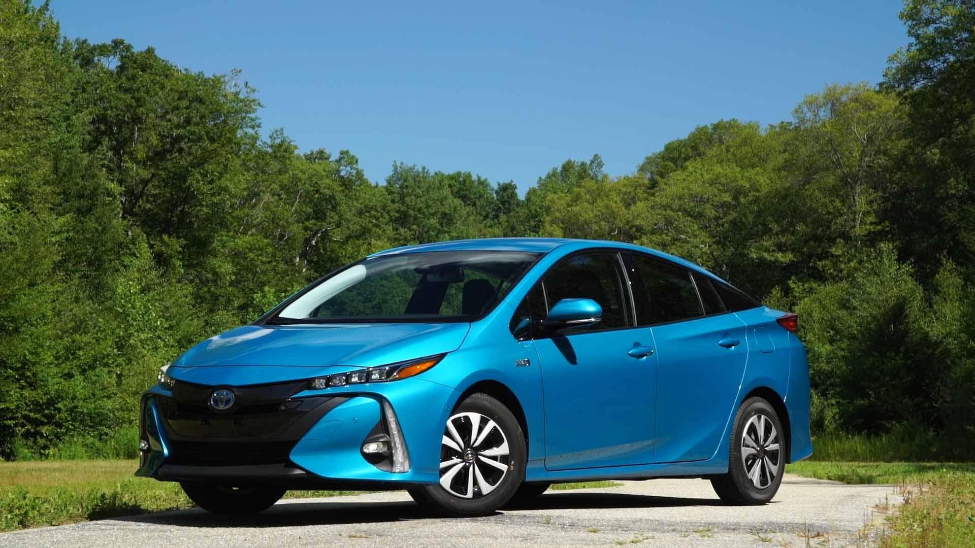 2017 Toyota Prius Prime First Drive  Consumer Reports