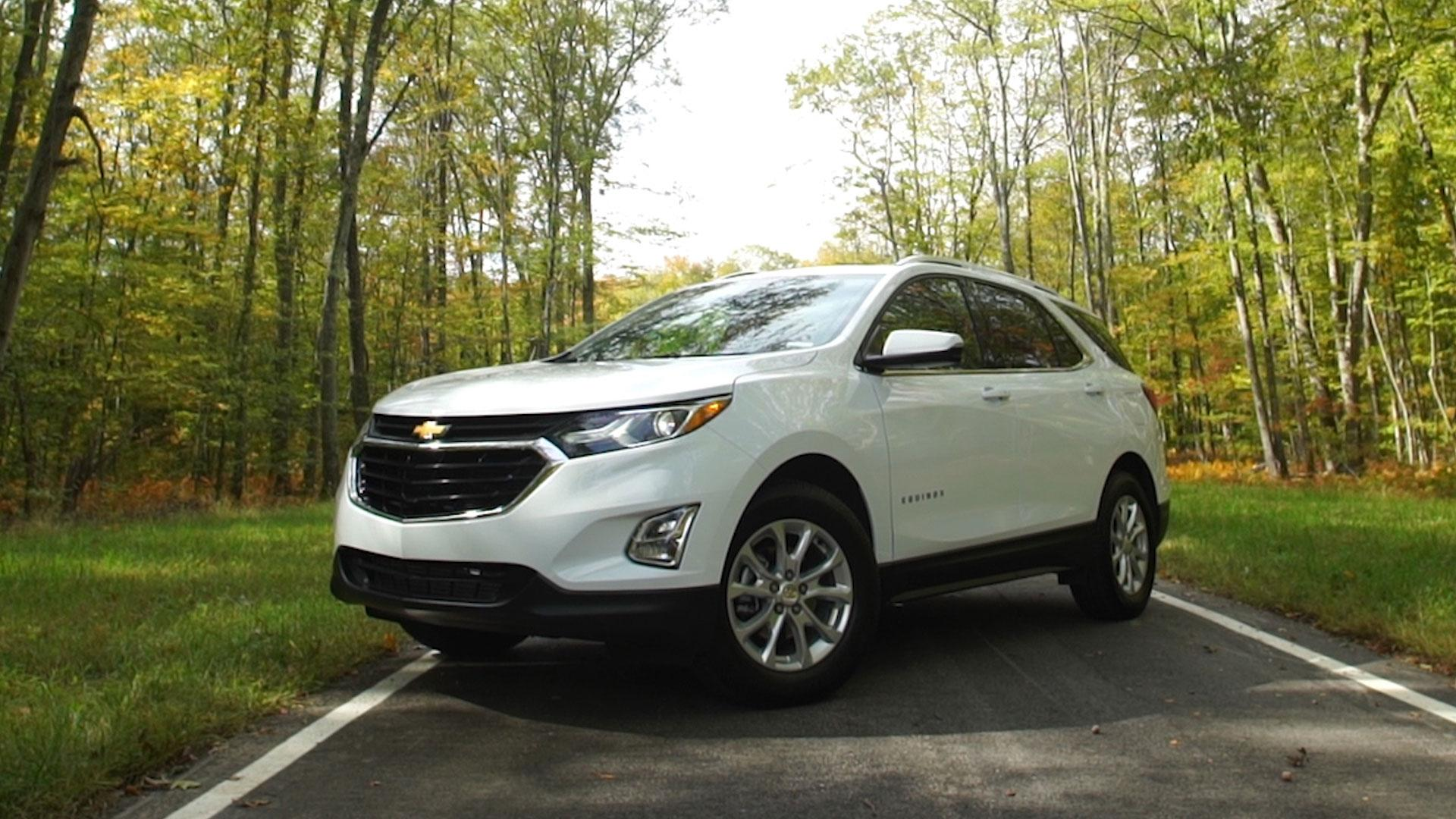 2018 Chevrolet Equinox Sheds Weight, Gains Turbo Engines