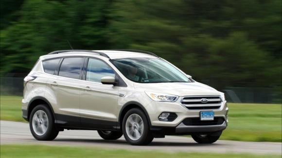 2017 Ford Escape Quick Drive