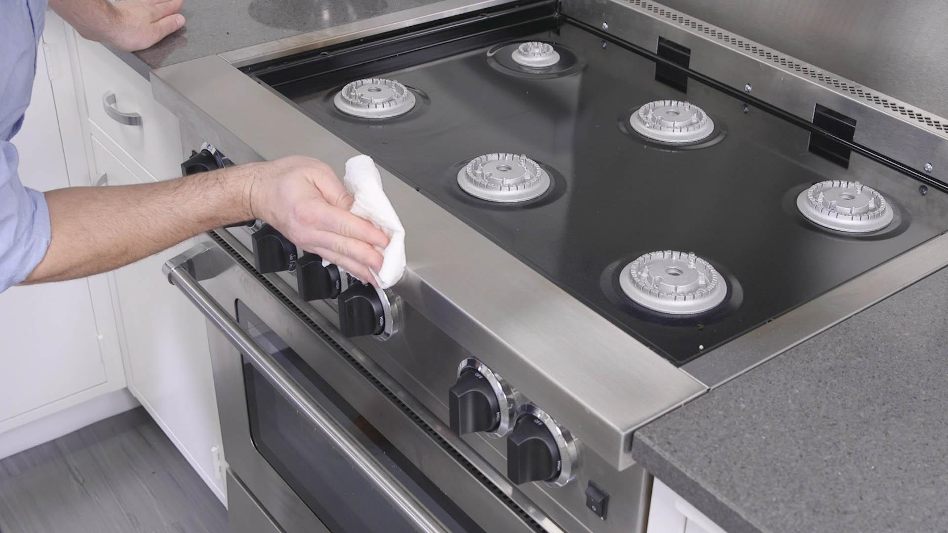 How To Clean A Dirty Oven And Grimy Stovetop Consumer