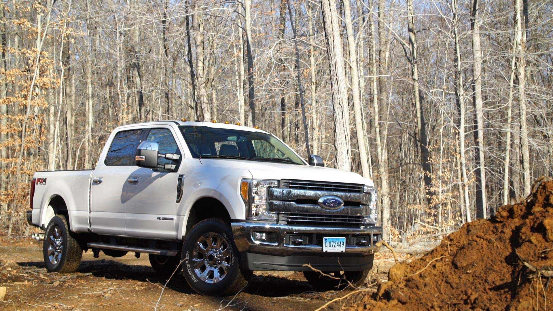 2014 ford f 350 truck xl - Big Aluminum Bodied Beast Brings Toughness Technology And Gratuitous Torque To The