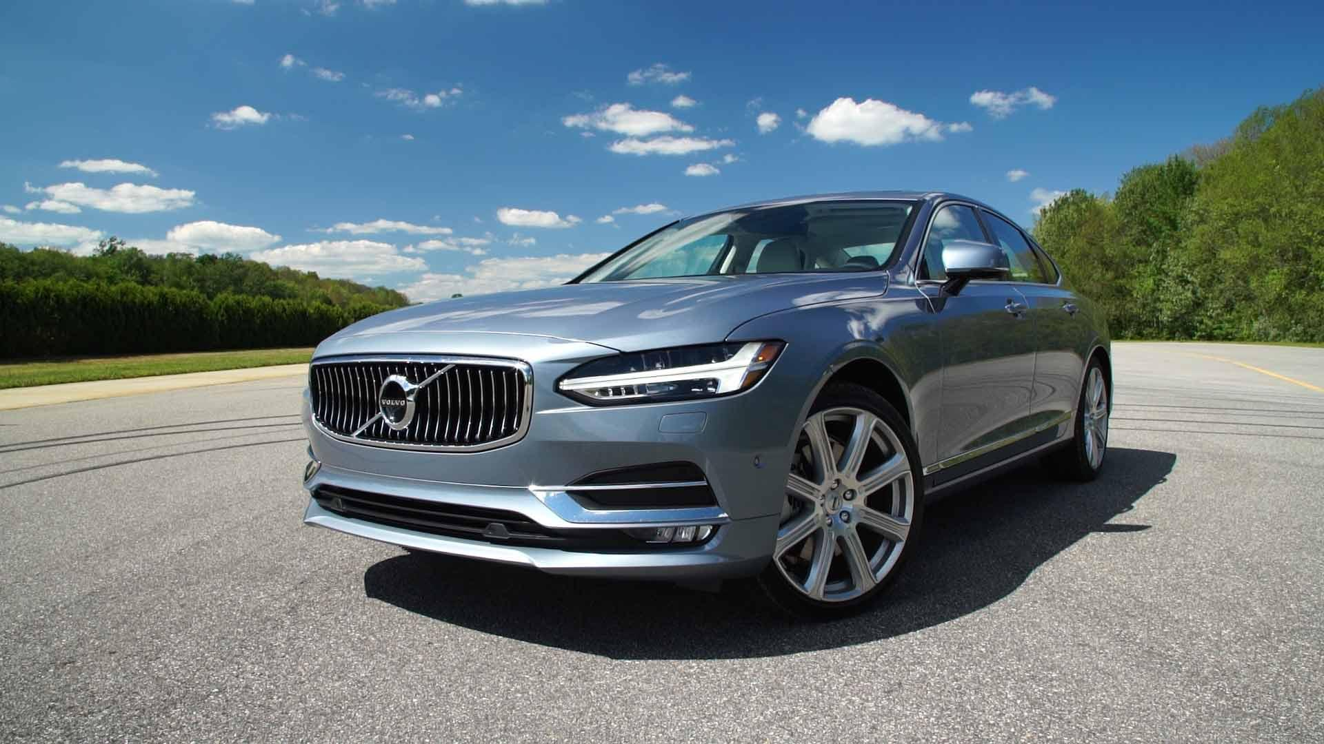 2017 volvo s90 review a diamond still in the rough consumer reports. Black Bedroom Furniture Sets. Home Design Ideas