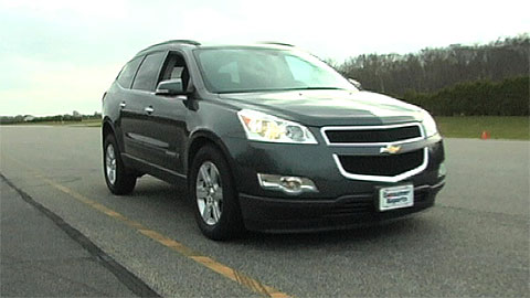 2009 chevrolet traverse reliability autos post. Black Bedroom Furniture Sets. Home Design Ideas