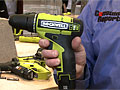 Powerful, Lightweight Cordless Drill