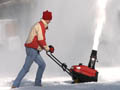 Snow blower buying