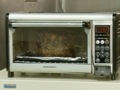 Toaster oven roast-off