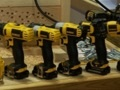 DeWalt 12-volt MAX tools
