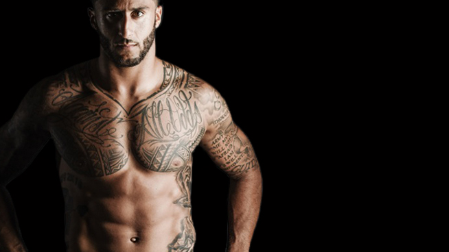 Colin Kaepernick's Core Workout