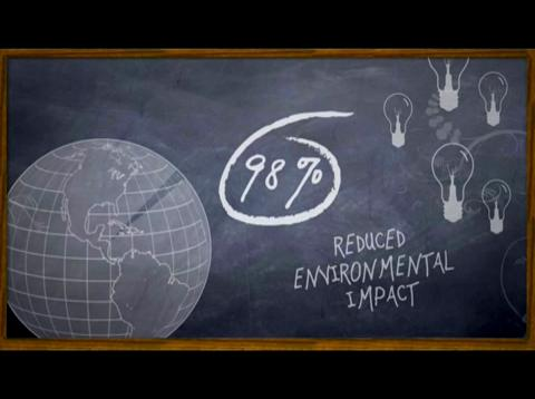 HP environmental video trailer
