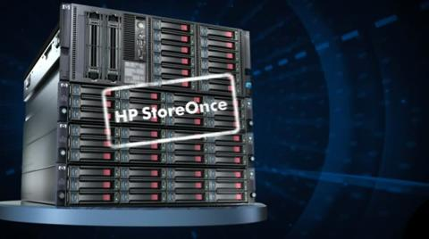 HP StoreOnce Technology from HP Labs