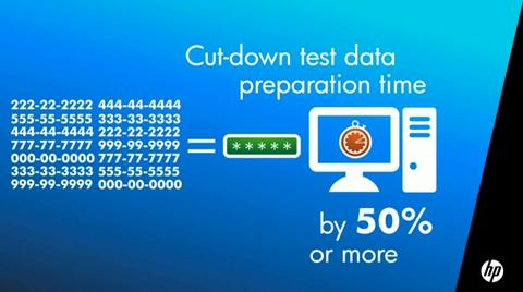 HP Test Data Management Demo