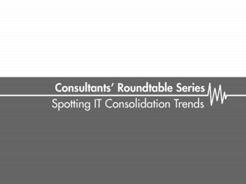 Consultants Roundtable series