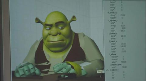 The Tech of Shrek