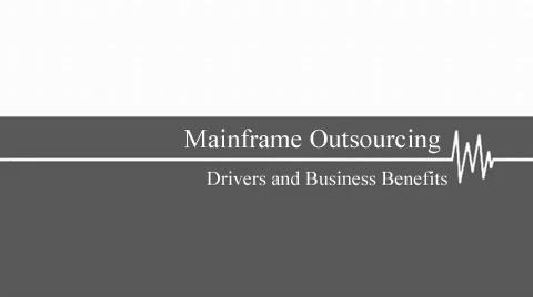 Mainframe Outsourcing