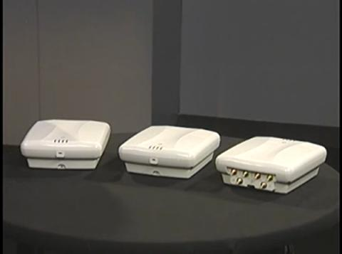 HP E-MSM430 & E-MSM46X Access Points