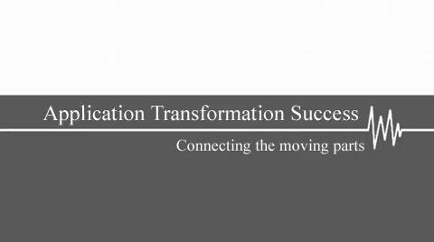 Application Transformation Success