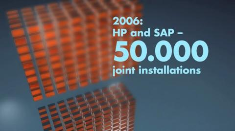 HP SAP Alliance: 20 Years of Success