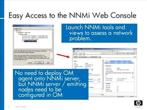 NNMi Integration | HP