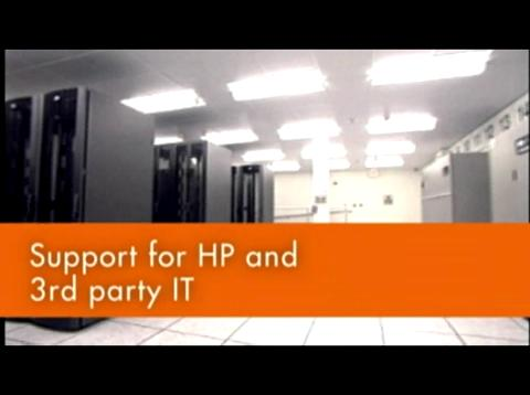 HP Performance-Optimized Datacenter