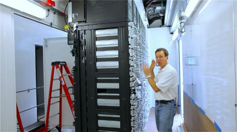 1st Assembly Line for Data Centers