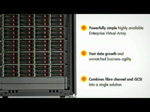 HP StorageWorks iSCSI solutions