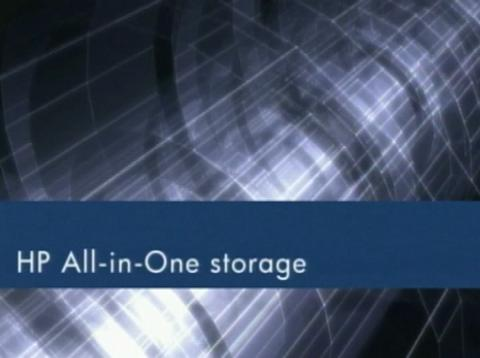HP BladeSystem Storage