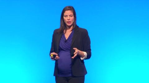 Rachel Botsman HP TECH@WORK 2011