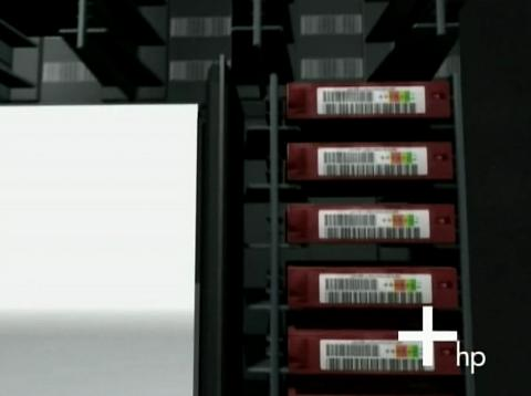 HP StorageWorks Tape Systems