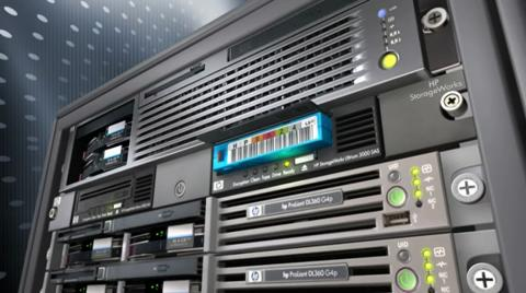 HP StorageWorks LTO-5 Tape Drives