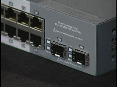 HP V1410G Switch Series