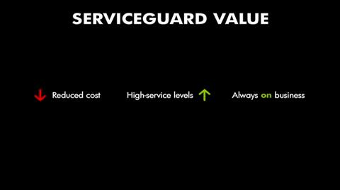HP-IT uses HP Serviceguard Solutions