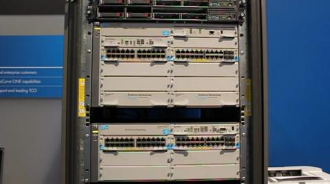 HP Networking E-Series